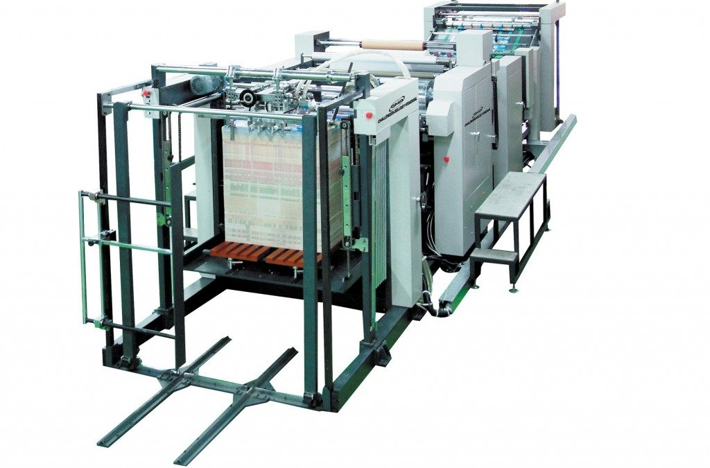 GMP Challenger Commercial laminating machine