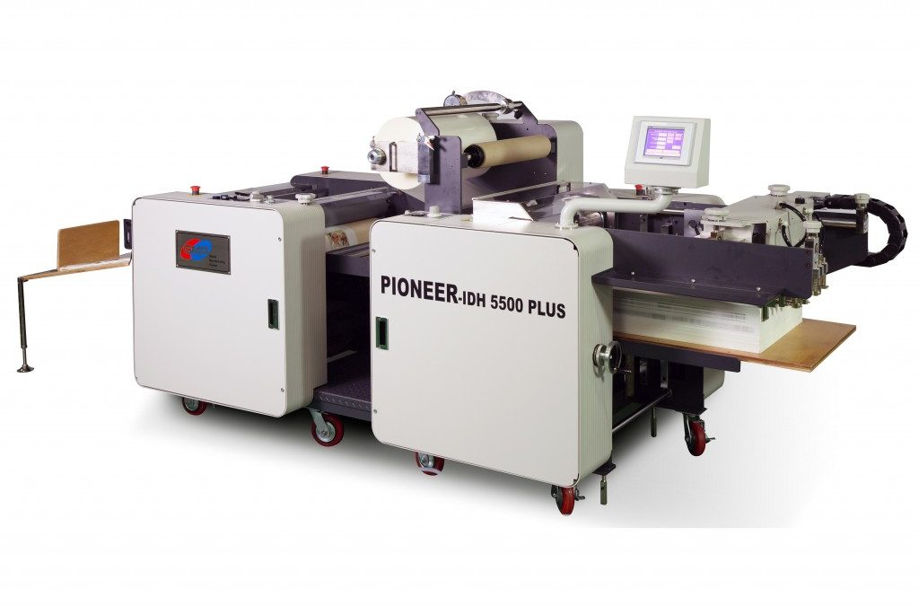GMP Pioneer 5500PLUS High Volume Commercial Laminator