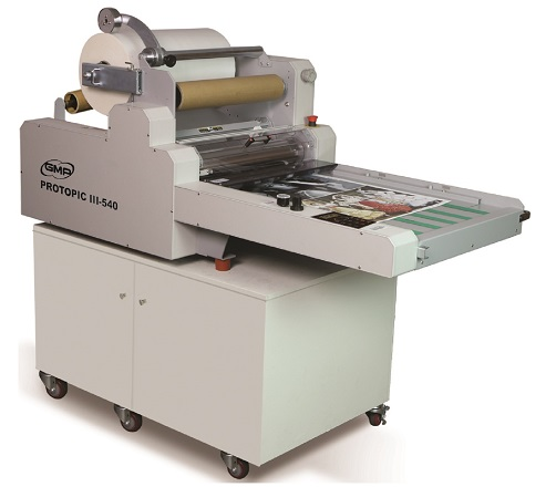 GMP PROTOPIC III 540 semi-auto laminating machine