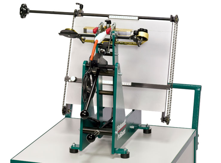 PräGnant Embossing blocking press