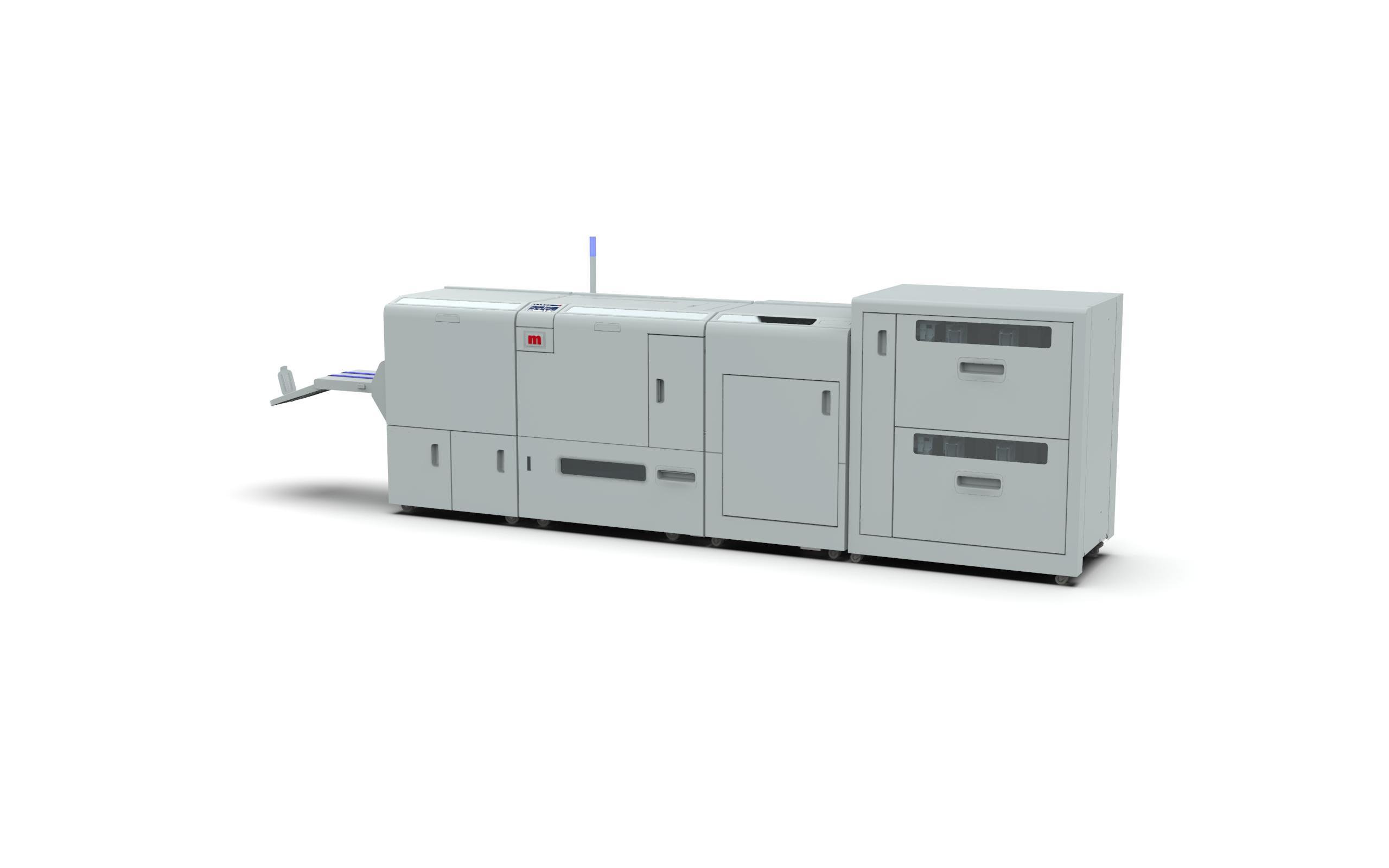 Plockmatic BM5000 Booklet maker