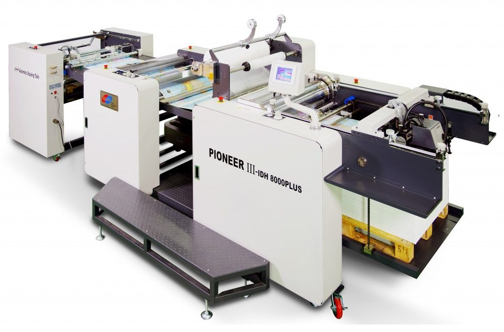 GMP Pioneer III 8000PLUS High Volume Laminator