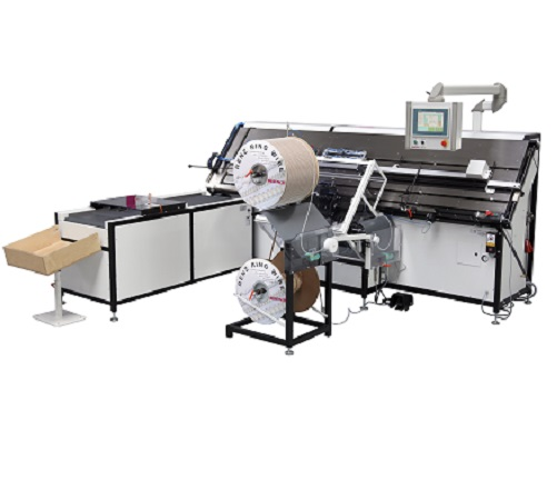 RENZ ABL 500 FULLY AUTOMATIC BINDING