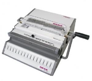 RENZ DTP 340 M AND MBS Modular Binding System