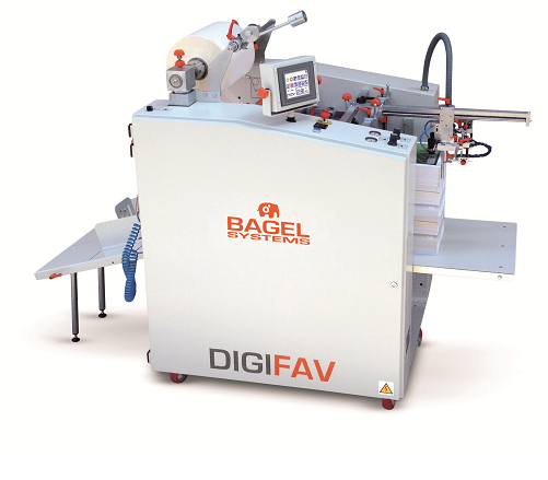 BAGEL DIGIFAV B2 SINGLE SIDE LAMINATING MACHINE