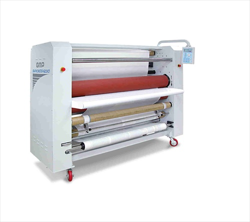 GMP GRAPHICMASTER III wide format laminating machine
