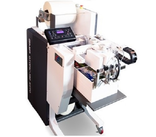GMP QTOPIC 380 AUTO Compact automatic laminating machine